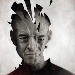Head Splitting by Robert Carter