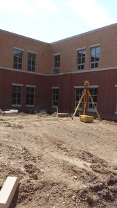 Construction Stakeout Apex Land Solutions