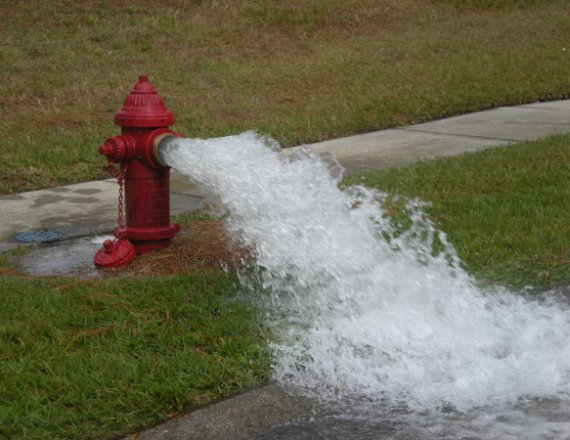 One of the Country's Strangest Illegal Trends – Stealing Water