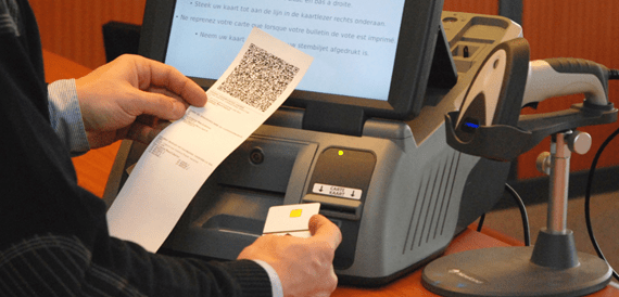 Voting machines are vulnerable to hackers