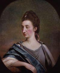 Catharine Macaulay (née Sawbridge) (1775) by Robert Edge Pine Wikimedia Commons