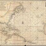 Ocean Atlantique ou Mer du Nord (1693) Pierre Mortier (1661-1711) Wikimedia Commons