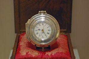 Harrison's Chronometer H5 (n.d.). Wikimedia Commons.