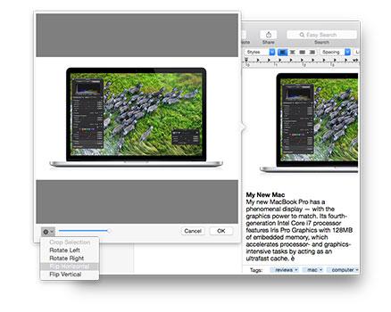 iNotepad - Image Editing
