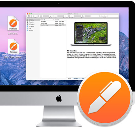 iNotepad for Mac