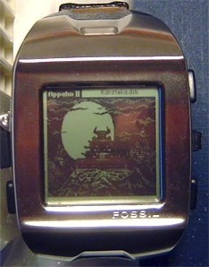 Fossil Watch emulator