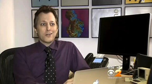 Ivan Drucker on CBS (Feb 2015)