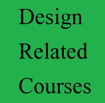 design related courses