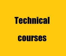 Technical courses