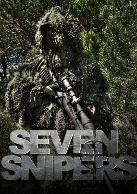 SEVEN SNIPERS TEMP POSTER