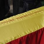 FOTO: Presedintele Mircea Nicolau a fost condus pe ultimul drum