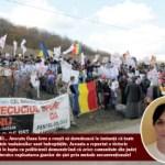 Interzicerea explorării gazelor de șist a fost obținută în instanță