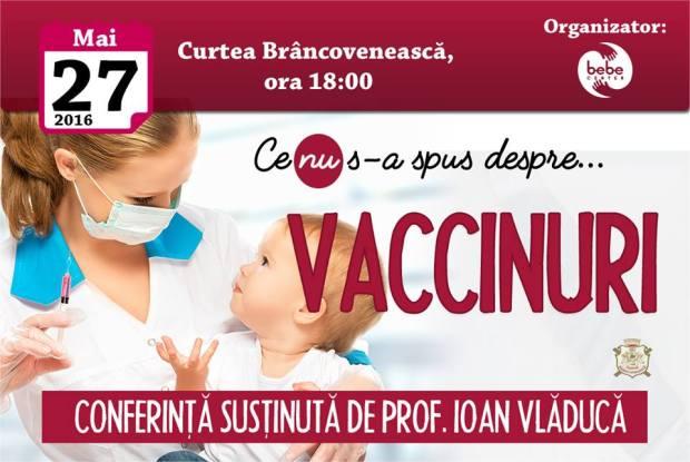 ce nu s-a spus despre vaccinuri - conf Ioan Vladuca