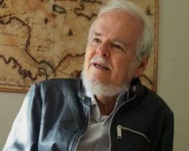 El escritor venezolano Luis Britto García