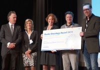 Uitreiking Roche Oncology Award 2015