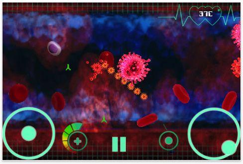 Bloodstream Riders Screenshot