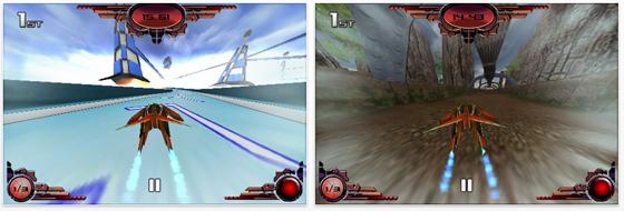 Nur heute kostenlos: Future Racer für iPone und iPod Touch