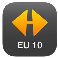 Navigon EU 10 Icon