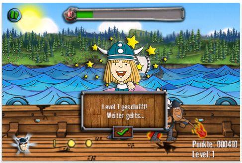 Wickie iPhone App Screenshot