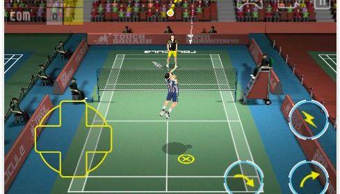 Super Badminton 2010 heute kostenlos für iPhone und iPod Touch