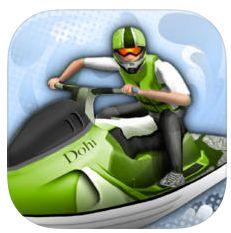 Aqua Moto Racing ist heute kostenlos für iPhone und iPod Touch