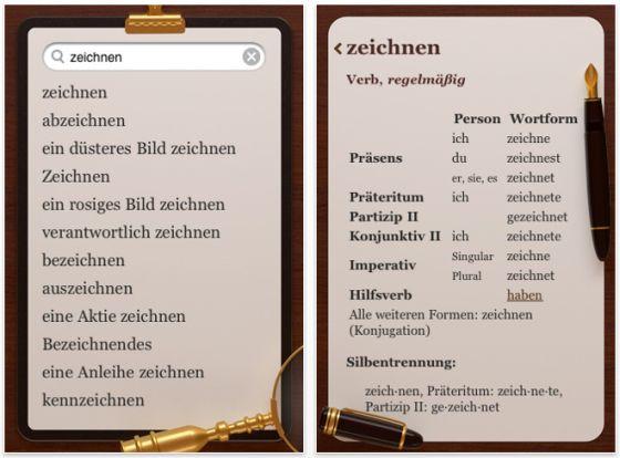 BigDict German Screenshot