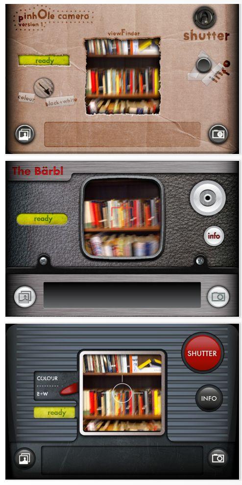 Screenshot Retro Camera Plus für iPhone