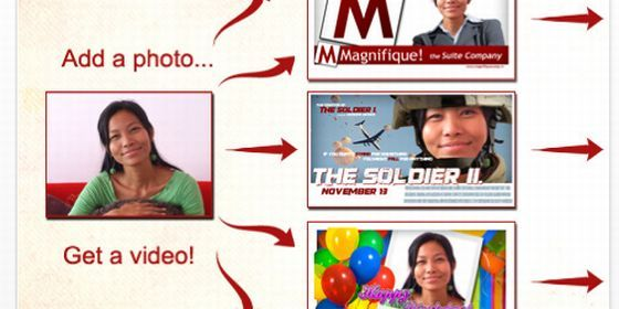 Gerade kostenlos für iPhone und iPod Touch: Werde der Star in einem kurzen Clip