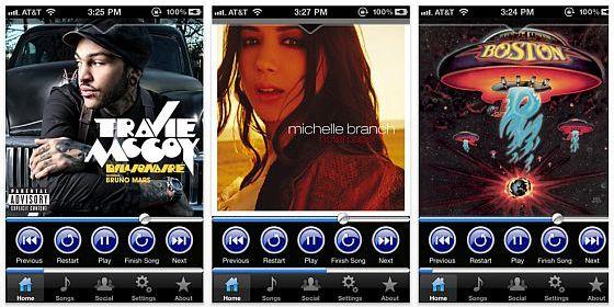 Mit My DJ ändert sich Dein Musikhören auf iPhone und iPod Touch – die App ist gerade kostenlos
