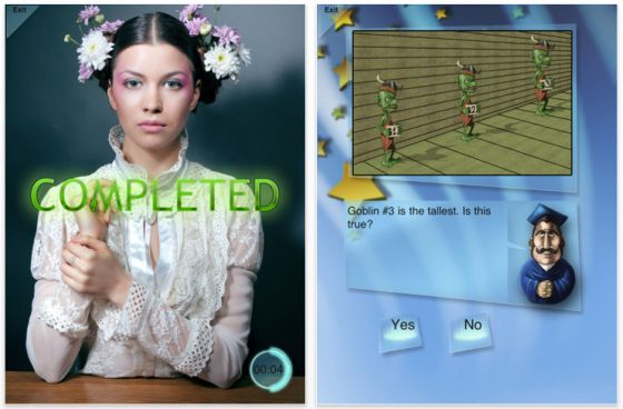 Optical Illusions App für iPhone, iPod Touch und iPad