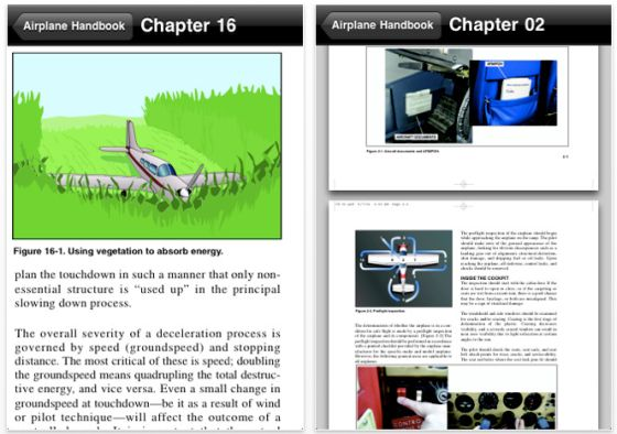 FAA Airplane Flying Manual Screenshot