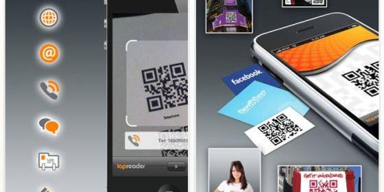 Kurztipp: QR-Code Leser kostenlos für iPhone und iPod Touch der 4. Generation