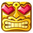 Kostenlose Valentinstag-Version von Tiki Totems: 32 Level Tüftelspass für iphone und iPod Touch