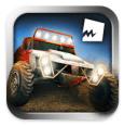 Top: Universal App Uber Racer 3D Sandstorm heute kostenlos für iPhone, iPod Touch und iPad
