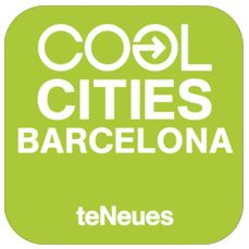Cool Barcelona Icon