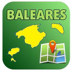 Offline Karten von Mallorca, Menorca, Ibiza und Formentera – gerade kostenlos