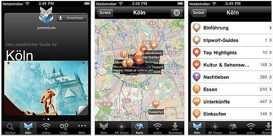13 Städteführer und ein Reiseführer Italien gerade kostenlos für iPhone und zum Teil auch iPad
