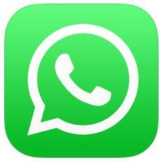 Mit der gerade kostenlosen App WhatsApp bleibst Du kostenlos in Verbindung