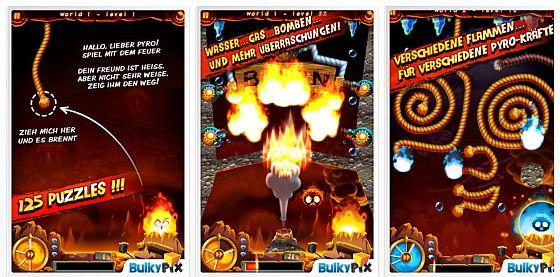 Burn it all - Journey to the Sun Screenshot