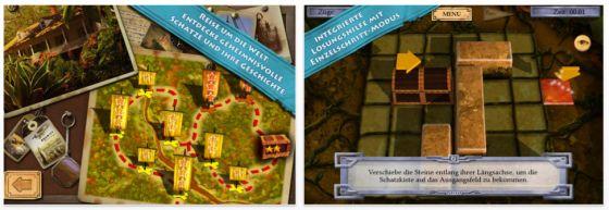 Hochwertiges Puzzle-Spiel Blockado Jungle ist kurzzeitig kostenlos für iPhone und iPod Touch