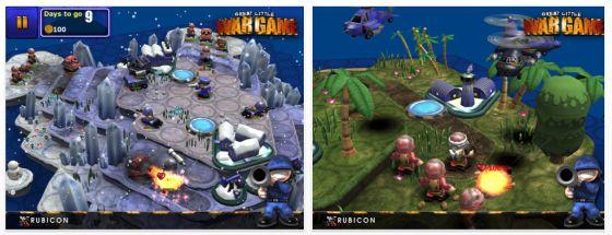 Great Little War Game HD –  hochgelobtes Strategiespiel für iPhone und iPad gerade kostenlos