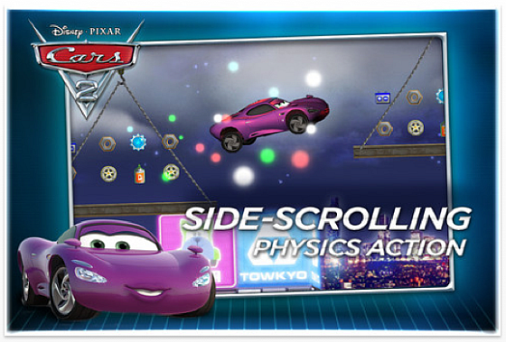 Screenshot cars 2