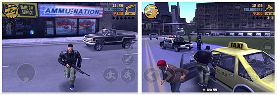 Grand Theft Auto 3: German Edition - Screenshots