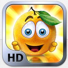 Rette die niedlichen Orangen vorm Sauren Regen – Cover Orange kurzzeitig gratis