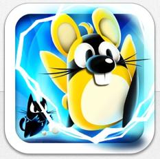 Niedliches Katze-und-Hamster-Spiel für iPhone und iPad gerade kostenlos