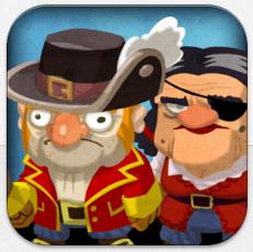 Zweite Chance für Scurvy Scalliwags – das abgedrehte Match-3-Spiel für iPhone und iPad