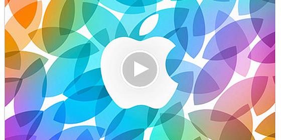Apple-Event startet gerade – sei live dabei