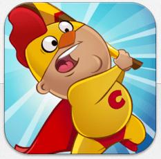 Das neue Spiel Chicken Boy für iPhone und iPad macht alles richtig und bringt Spaß
