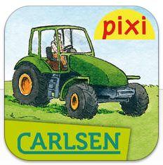 """Pixi Buch """"Ein Tag auf dem Bauernhof"""" für iPhone und iPad gerade kostenlos"""