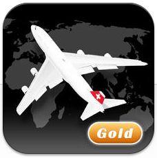 Alle Flugdaten weltweit live auf dem iPhone: World Flight Pro ist gerade kostenlos